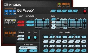 UVI KROMA 1.5 – aktualizacja syntezatora wirtualnego
