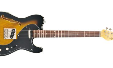 Jay Turser JT-LTCRUSDLX – test gitary elektrycznej