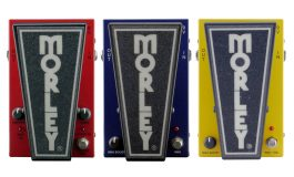 Morley 20/20 Bad Horsie Wah, 20/20 Power Wah i 20/20 Power Wah Volume
