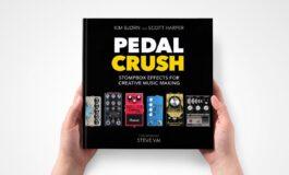 Książka PEDAL CRUSH już dostępna w sprzedaży