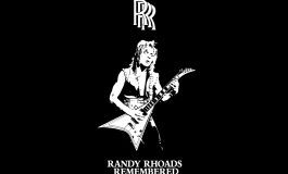 """Randy Rhoads Remembered"" na Musikmesse 2020"