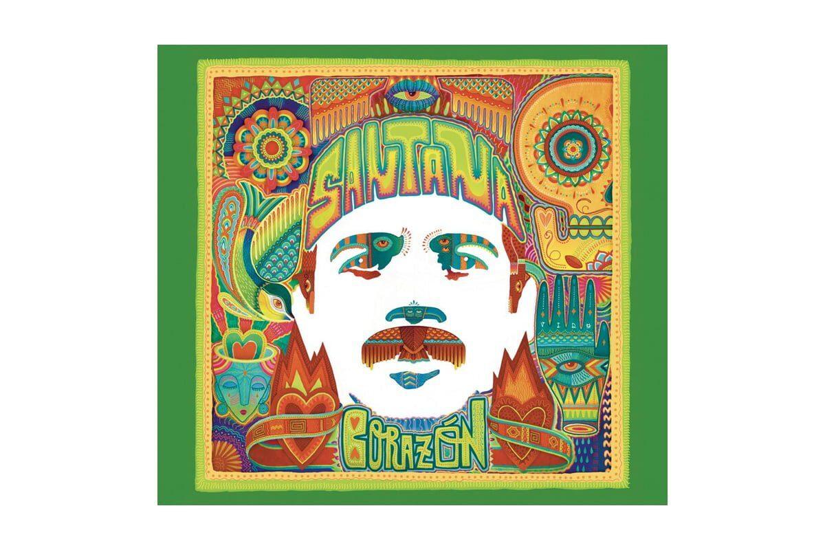"""Santana """"Corazon"""" – recenzja płyty"""