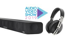 Sennheiser na Audio Video Show 2019