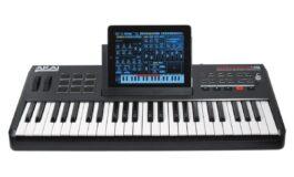 Akai SynthStation49 – test klawiatury sterującej