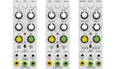 Tiptop Audio ZVERB, ECHOZ i Z5000 – nowe efekty Eurorack