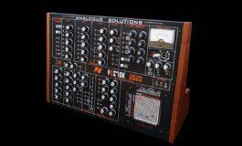 Analogue Solutions Vostok2020 – syntezator analogowy