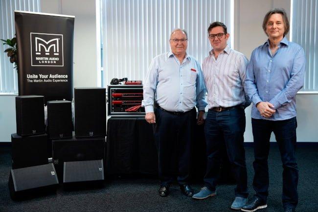 Focusrite Group Martin Audio Ltd
