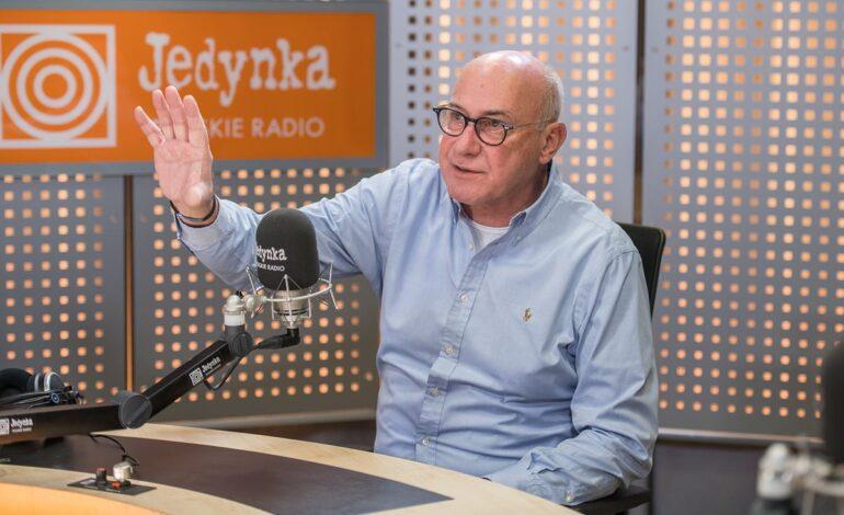 """""""Mój ulubiony Młynarski"""" – Piotr Machalica i """"Scena Szpilmana – Jedynka Live!"""""""