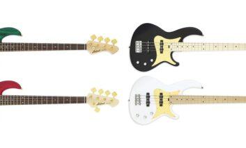 Aria – gitary basowe RSB-42AR i RSB-618/4