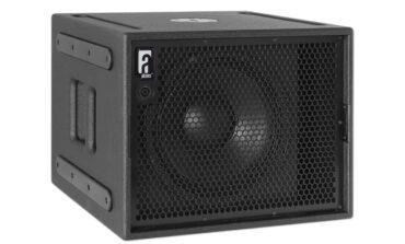 Alcons Audio BF121 – kompaktowy subwoofer