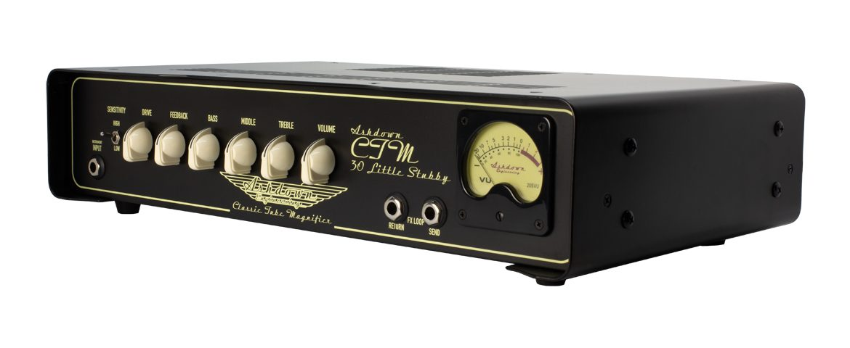 Ashdown CTM-30 Little Stubby – test wzmacniacza basowego