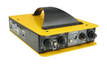 Radial Firefly – DI-box z układem lampowym