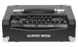Hand Box Fortec Head 400 – test wzmacniacza basowego