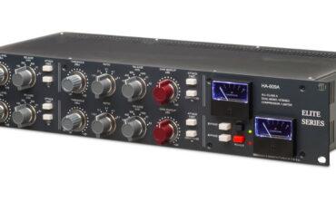Heritage Audio HA-609A – kompresor/limiter z serii Elite