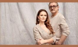 Andrzej Jagodziński i Agnieszka Wilczyńska w radiowej Jedynce