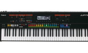 Roland Jupiter-50 – test syntezatora