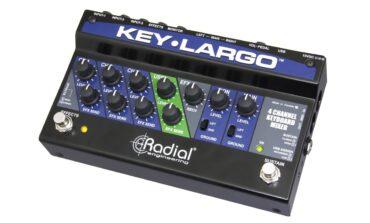 Radial Key-Largo – kompaktowy mikser