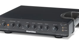Hartke LX8500 i LX5500 – nowe wzmacniacze basowe