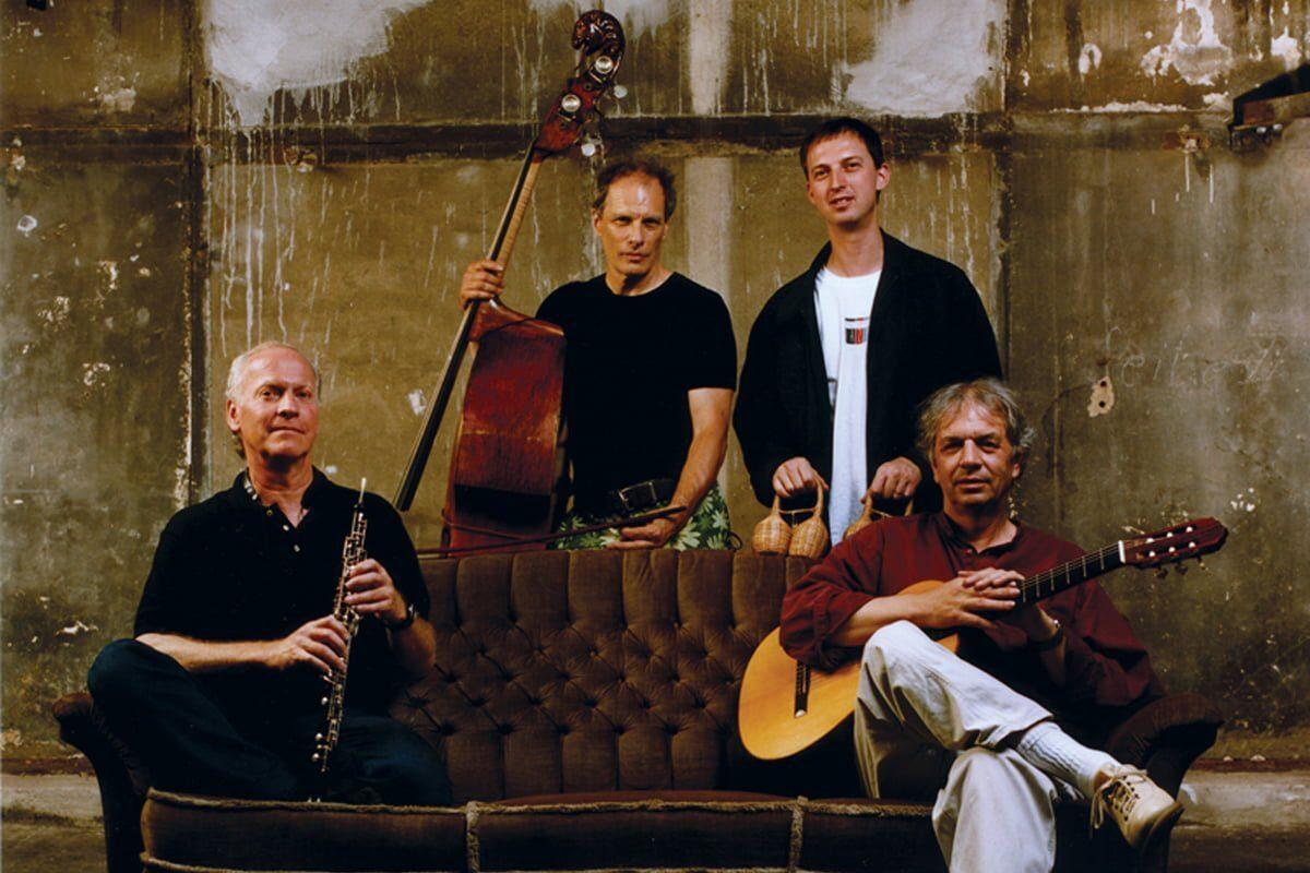 Oregon – Paul McCandless, Ralph Towner, Glen Moore
