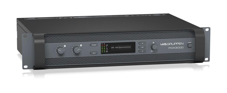 Lab.Gruppen PDX3000 – nowy wzmacniacz mocy