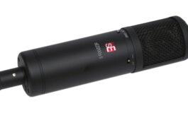 sE Electronics sE2200a II – test mikrofonu pojemnościowego