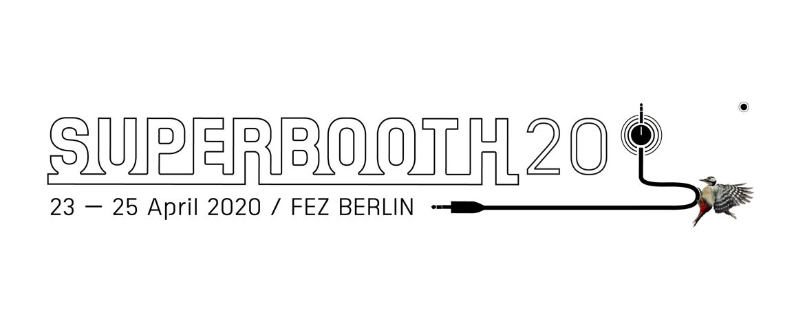 SUPERBOOTH20 – nowe informacje