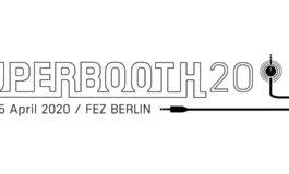 SUPERBOOTH20 – pierwsze szczegóły programu