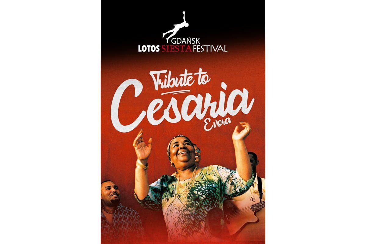 """""""Tribute to Cesaria Evora"""" na Gdańsk Lotos Siesta Festival"""