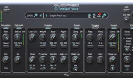 ToneSpot Voice Pro – kolejna wtyczka Audified