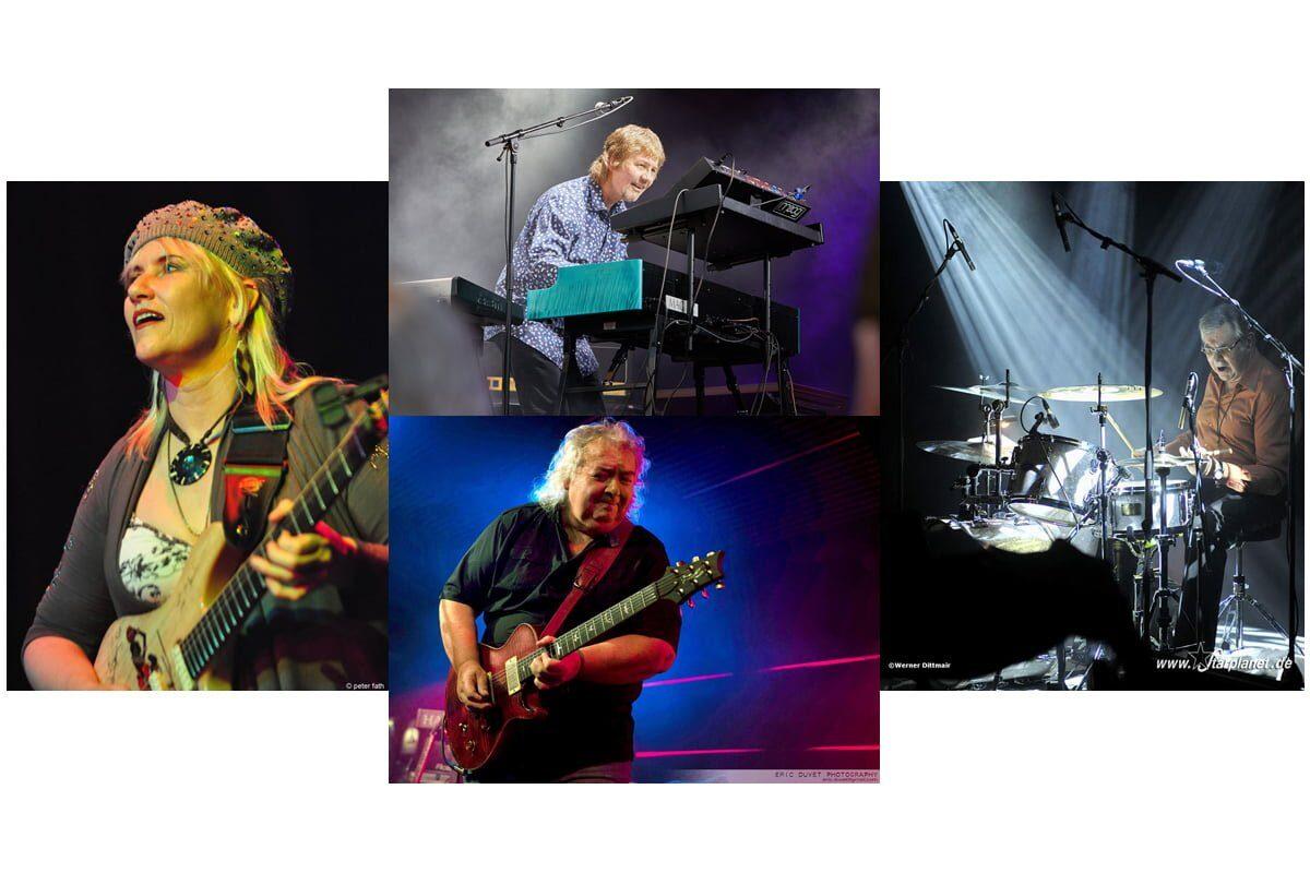 "Bernie Marsden, Don Airey i Jennifer Batten na ""Ultimate Jam"""