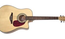 Vintage VEC500MP – test gitary akustyczno-elektrycznej