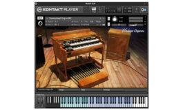 Native Instruments Vintage Organs – test