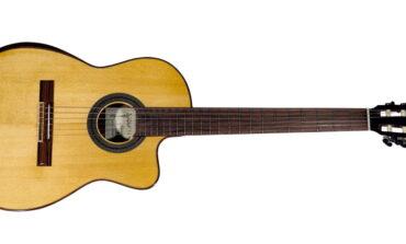 Alvarez CC7HCEAR – test gitary klasyczno-elektrycznej