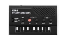 Korg monotron – test syntezatora