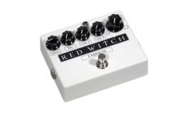 Red Witch Famulus – test efektu gitarowego