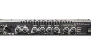 Taurus THD-450T – test wzmacniacza basowego