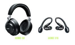 Shure – słuchawki AONIC i Adam Levine