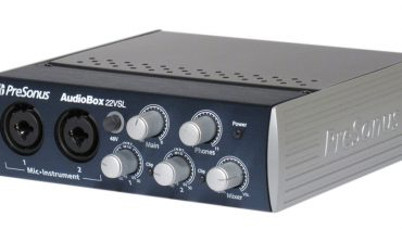 PreSonus AudioBox 22VSL – test interfejsu audio
