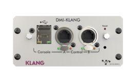 DiGiCo DMI-KLANG – rozszerzenie dla mikserów
