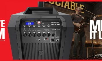 Electro-Voice EVOLVE 30M – nowy system PA