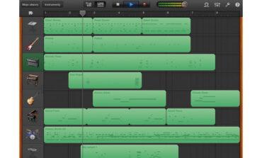 Apple GarageBand – test aplikacji dla iOS