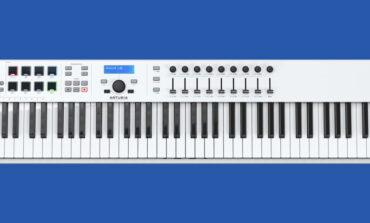 Arturia KeyLab Essential 88 – nowa klawiatura sterująca