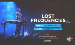 Lost Frequencies na dwóch koncertach w Polsce