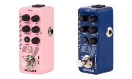 Mooer Audio A7 Ambiance Reverb i D7 Delay / Looper