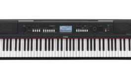 Yamaha Piaggero NP-V80 – test keyboardu