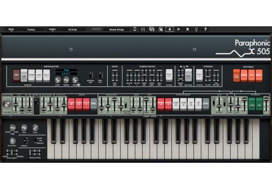 XILS-lab XILS 505 – nowy instrument wirtualny