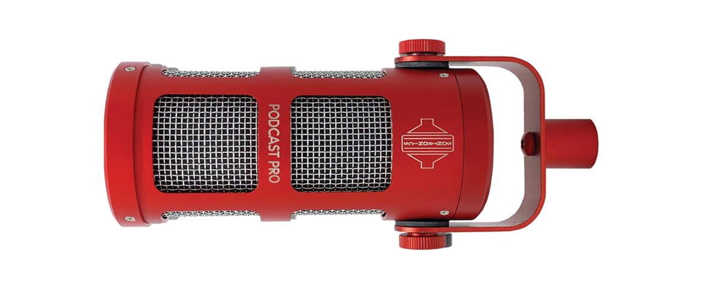 Podcast Pro – nowy mikrofon dynamiczny firmy Sontronics