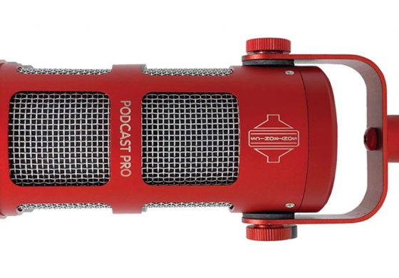 Sontronics Podcast Pro – nowy mikrofon dynamiczny
