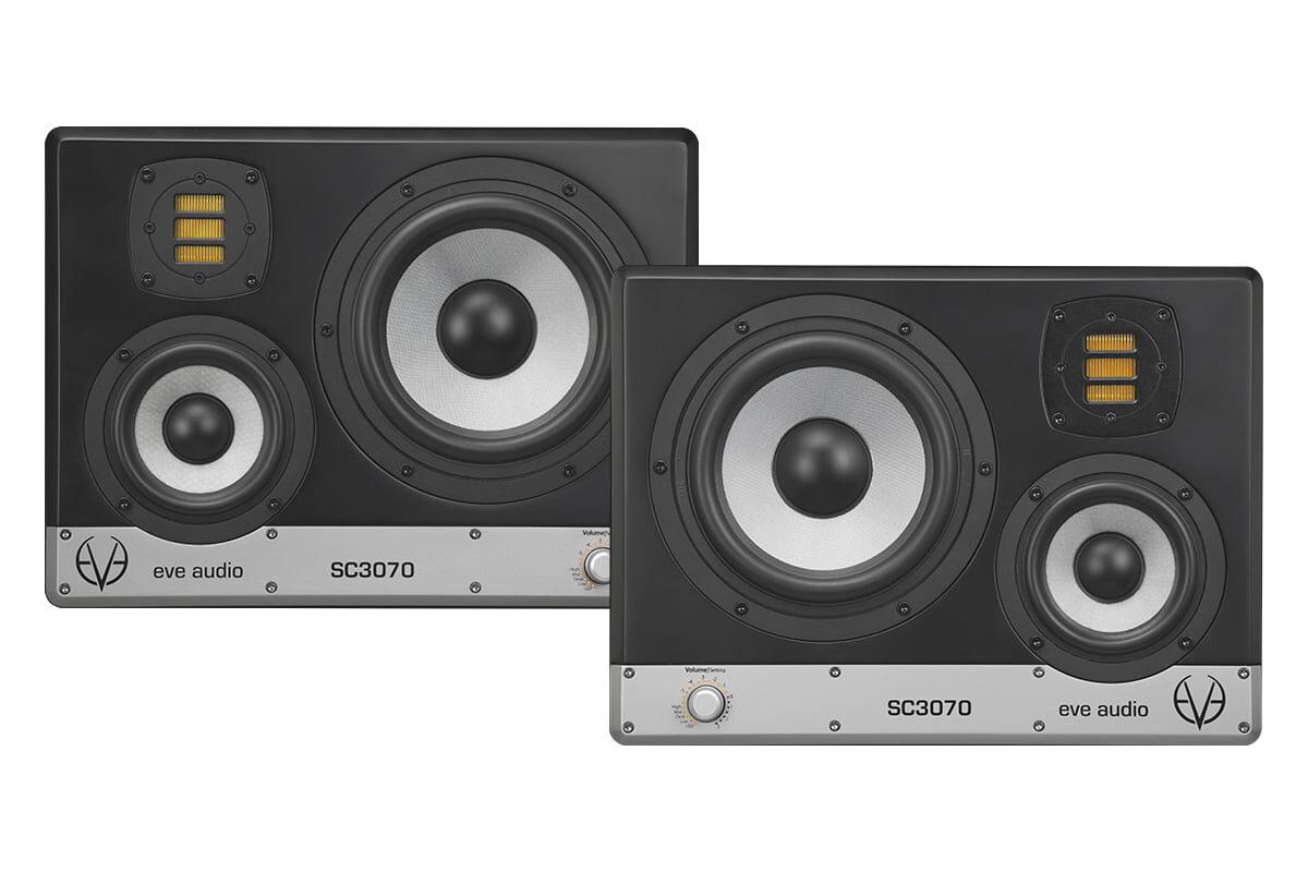 EVE Audio SC3070 – nowe monitory odsłuchowe
