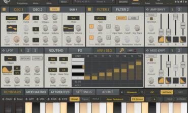 KV331 Audio – SynthMaster One iOS 1.3
